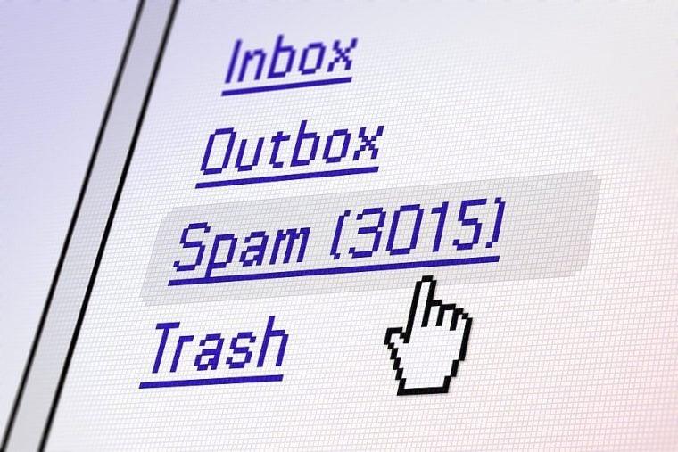 avoid the spam folder