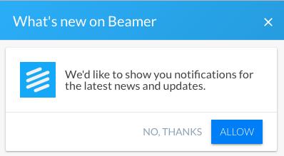 customer retention with regular updates