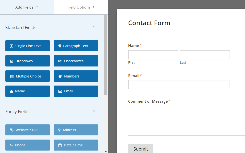 top 10 WordPress plugins WPforms