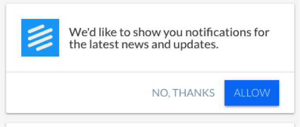 push notifications increase sales