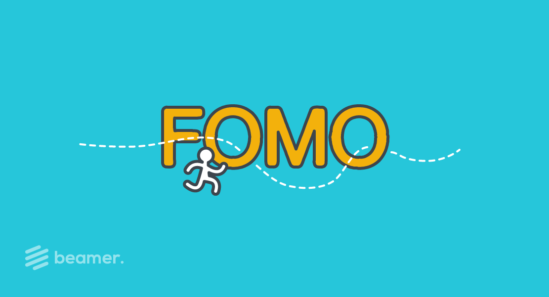 use FOMO to increase sales