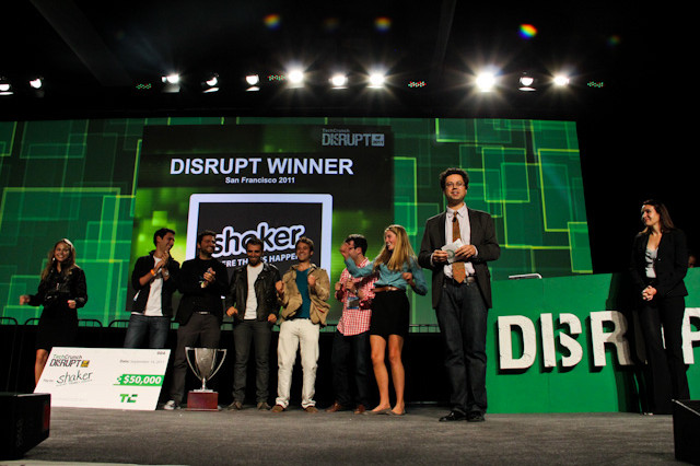TechCrunch Disrupt 2020