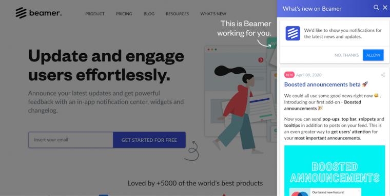 SaaS increase engagement tools