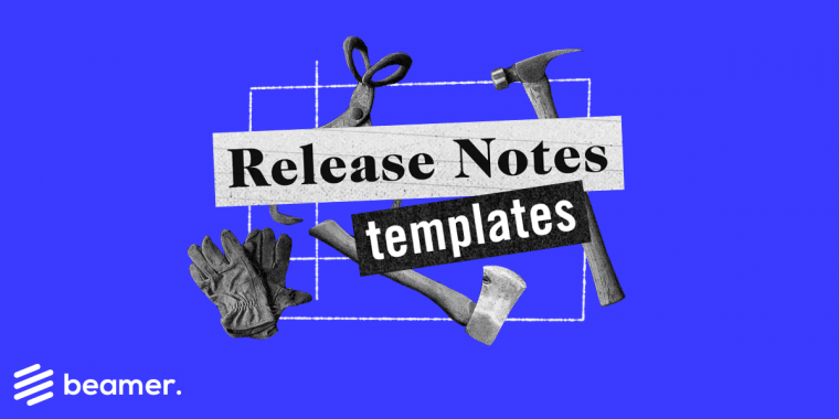 release notes templates