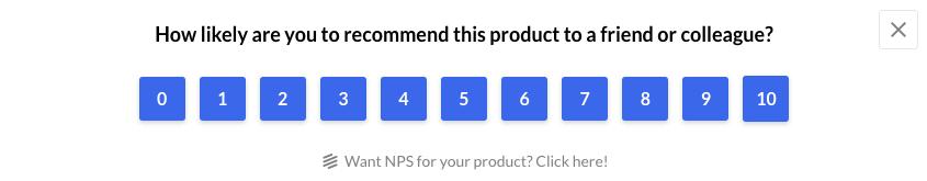 SaaS NPS