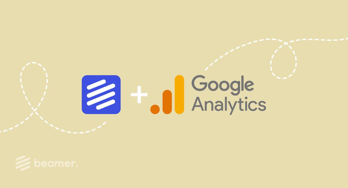 Beamer Google Analytics